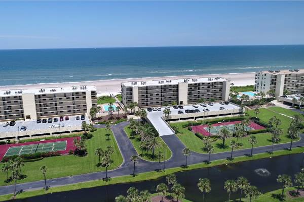 view of sand dollar condos in st augustine florida