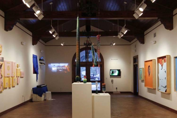 Crisp Ellert Art Museum