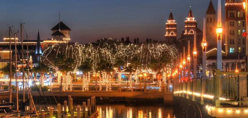 2020 St. Augustine Nights of Lights | Coastal Realty & Property