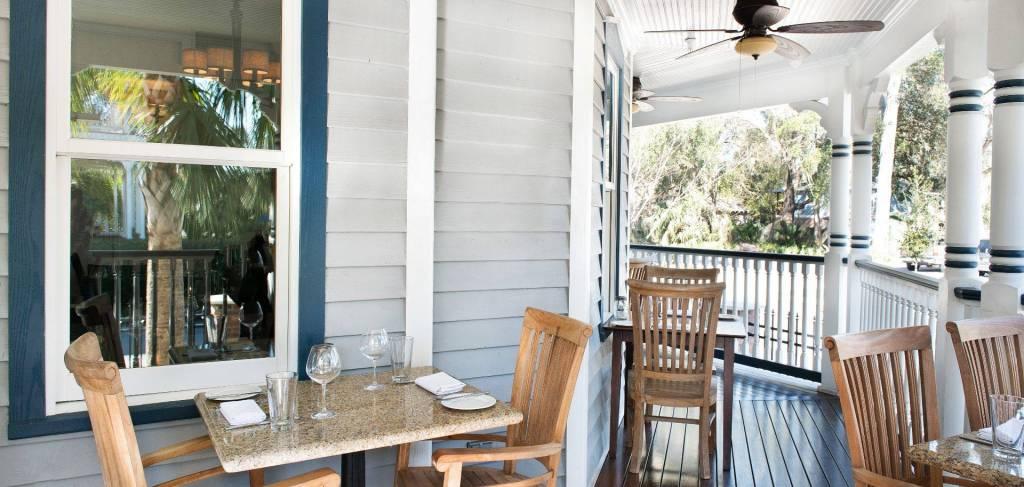 Preserved Restaurant St Augustine