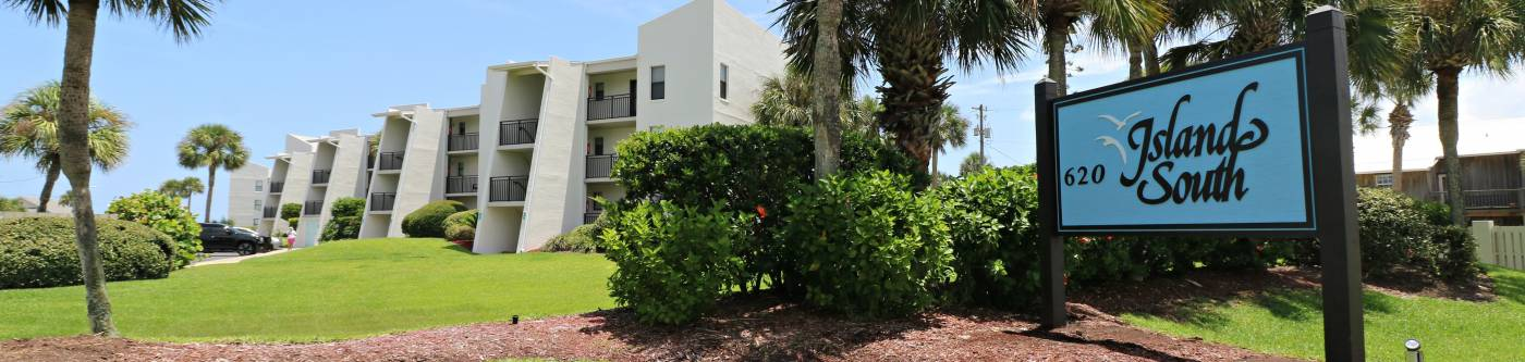 island south condo building in st augustine florida