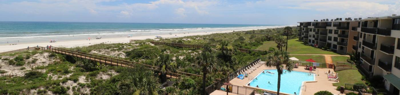 Barefoot Trace Condominiums in St Augustine Florida