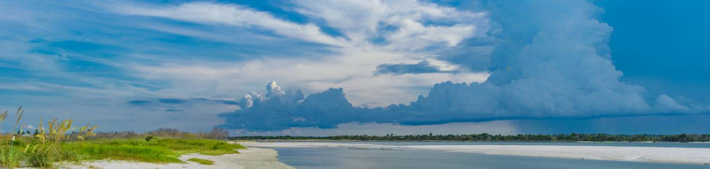 Matanzas River in St Augustine Florida
