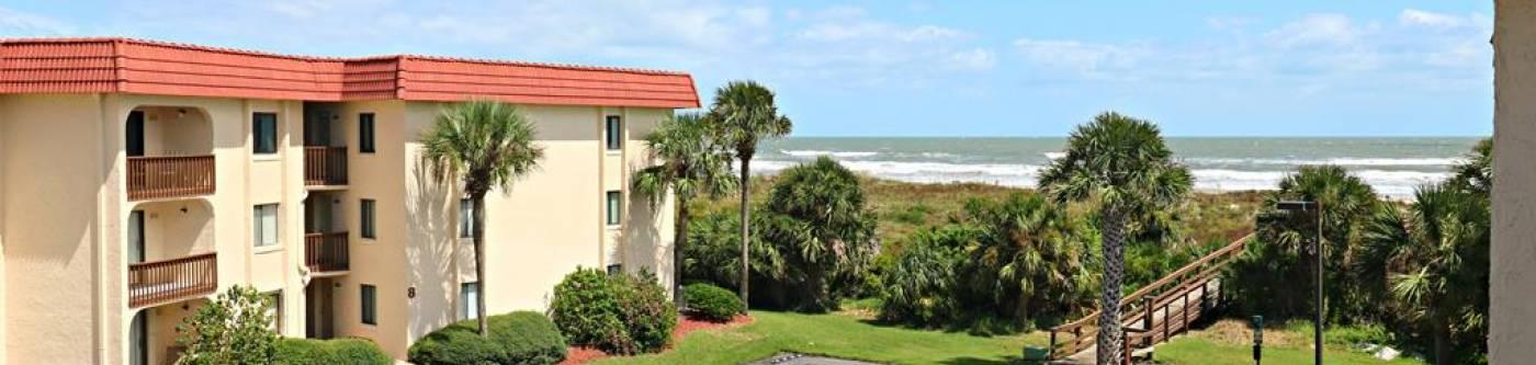 Ocean Racquet Club in St Augustine Florida