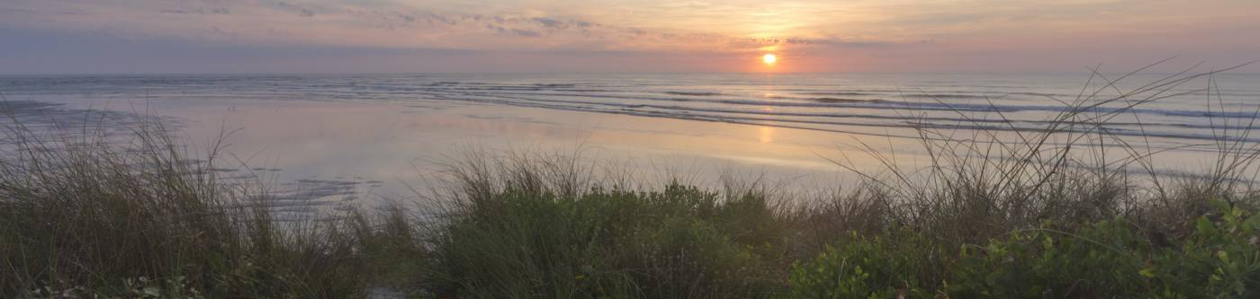 sunrise in st augustine
