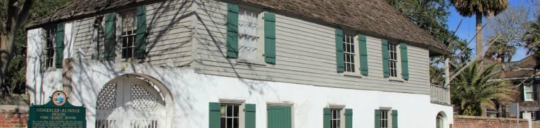 Gonzalez-Alvarez House St Augustine