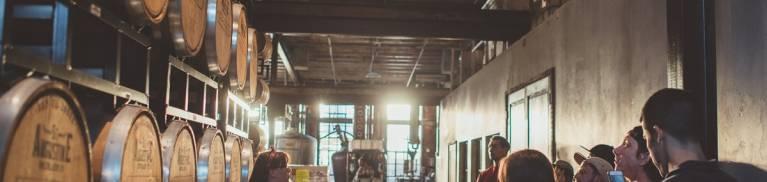 St. Augustine Distillery Tour