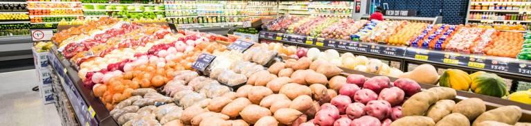 Winn Dixie Grocery Store